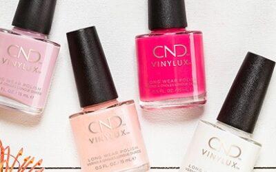 CND Vinylux  – Tips til professionel lakering af negle