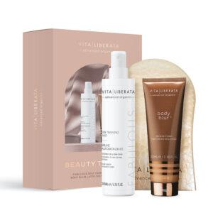 beauty go glow. tanning kit fra Vita Liberata