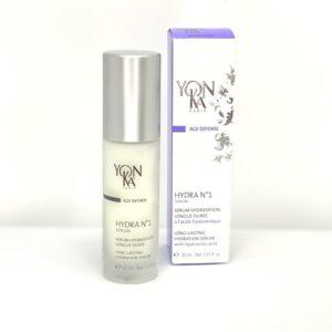 Yonka hydra no 1 serum er en langtidsvirkende fugtgivende ansigts serum. Til den tørre eller beskadiget hud.
