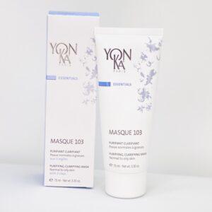 Yonka maske 103 - velegnet til normal/fedtet hud